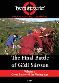 The Final Battle of Gisli Sursson